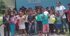 Resguardos indígenas Amazonas